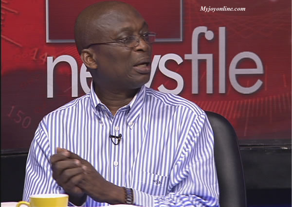 editor in chief crusading guide kweku baako
