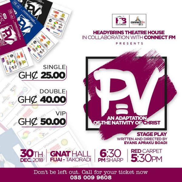 heady brains theater House p=V