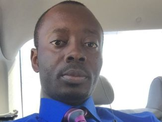 Arnold Appiah of ndc pro forum