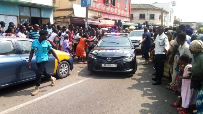 kidnapper at takoradi migistrate court