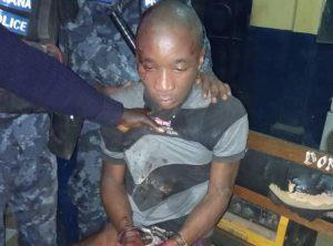 nigeriann kidnapper ex convict
