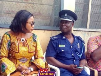 Taadi kidnappings Gender Minister and Mr Aiyipa WR Police