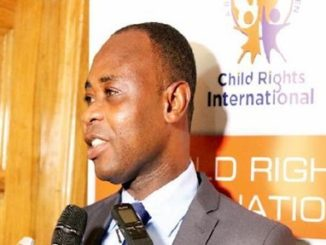 bright appiah of child rights international