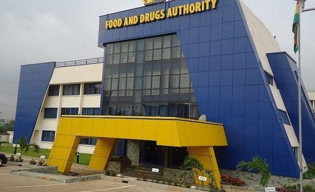 fda building in Accra