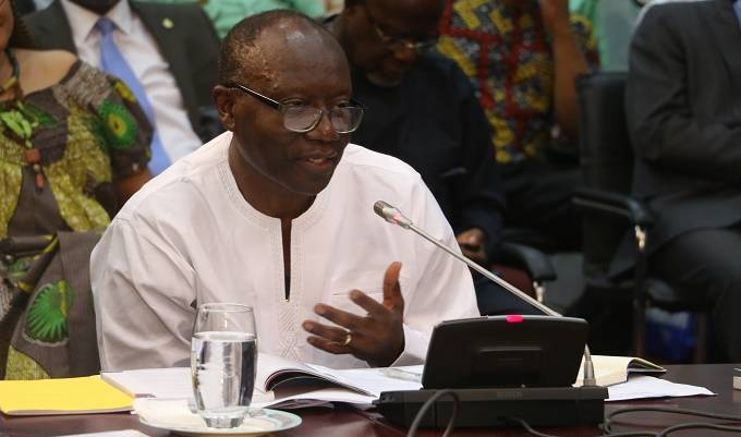 minister of finance ken ofori atta