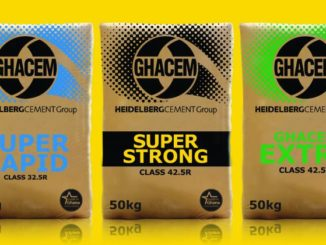 ghacem cement types