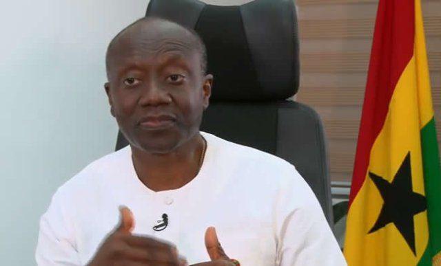 Finance minister ken ofori atta ghana public debt