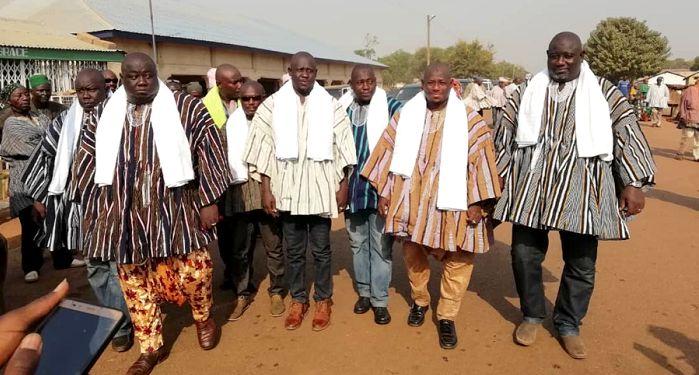 sons of late Yaa Naa Andani II