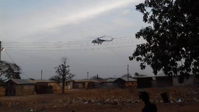 police operation in yendi