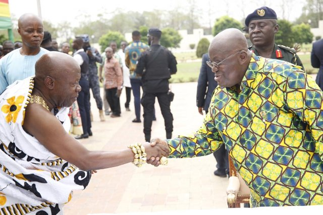 AAkufo Addo western-north region