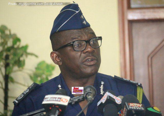 IGP, David Asante Apeatu, taadi kidnappings Diabene