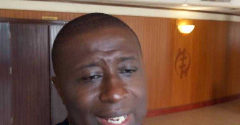 MP Patrick Boamah