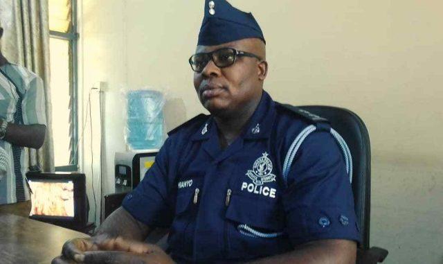 Ashanti police PRO ...the hawks