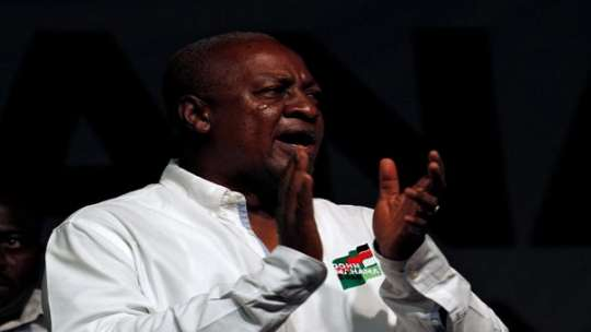 Mr. Mahama