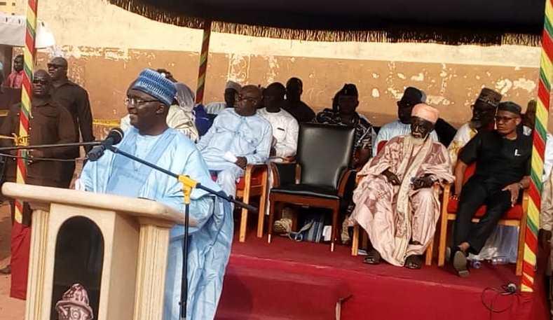Vice president at Mawulid