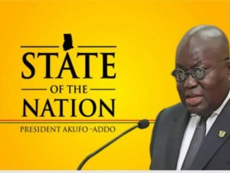 Akufo-Addo SONA 2019