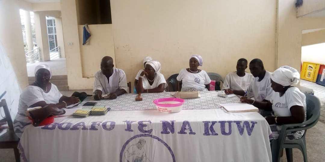 Boafo ye na NGO