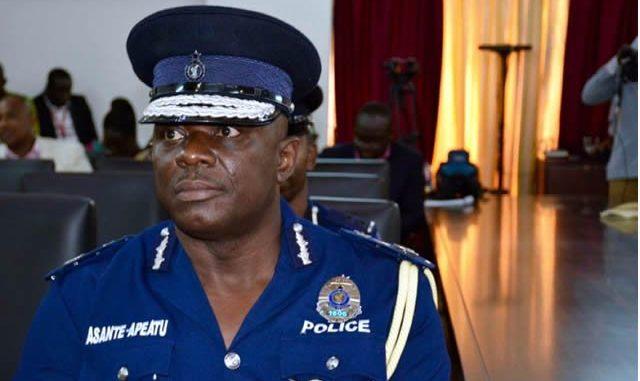 IGP David Asante Apeatu