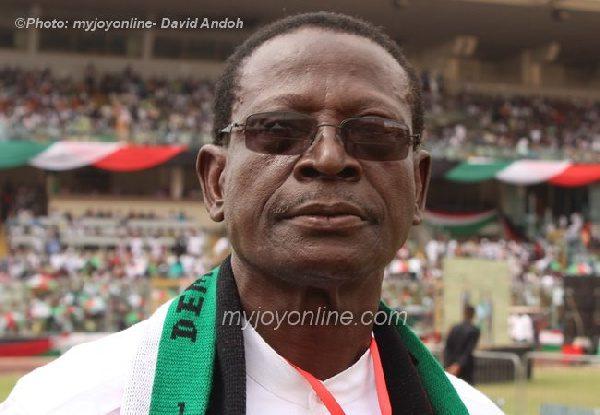 Dr. Kwabena Adjei former NDC Chairman