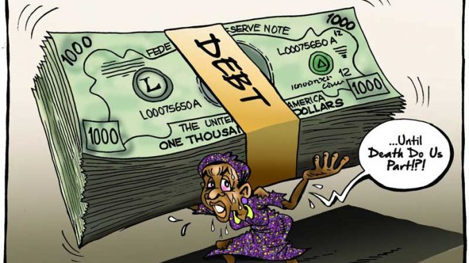 Ghana at the mercy of eurobonds