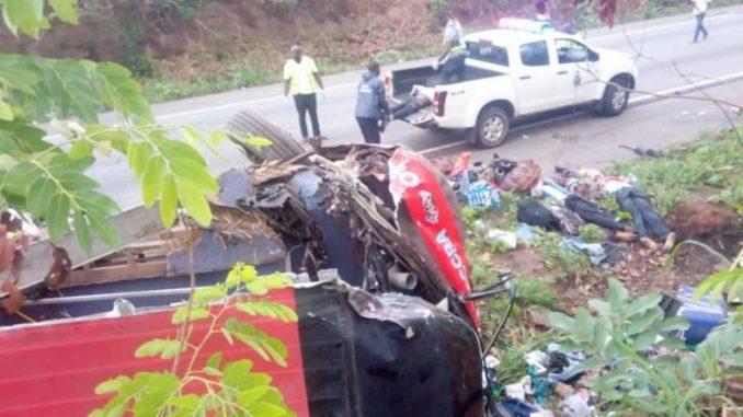 55 perish in kintampo accident