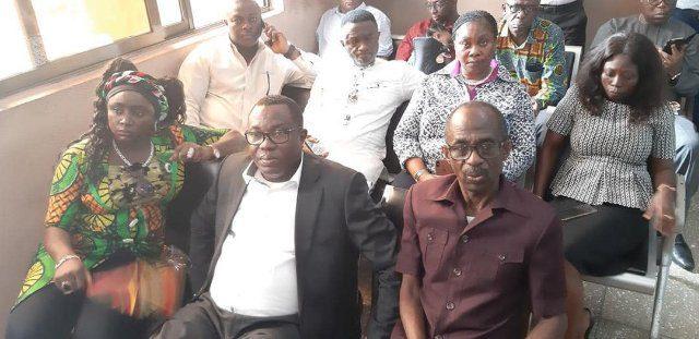 Chairman Ofosu Ampofo arrest:… intimidating tactics of Akufo-Addo