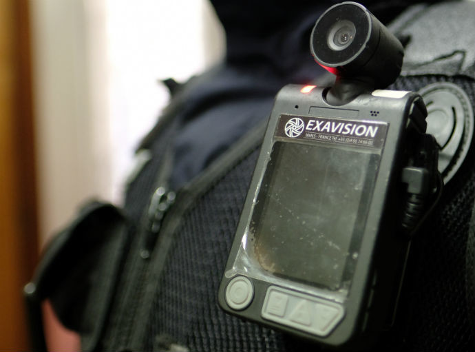 ghana police to use cameras