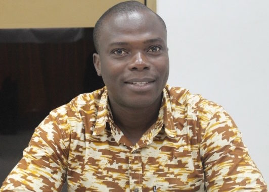 ulemana Braimah is the Executive Director of the Media Foundation for West Africa (MFWA)