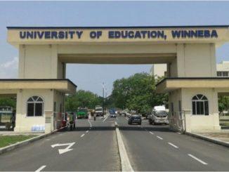 University of Education, Winneba closed down