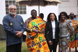 Asantehene 20 years on Golden Stool