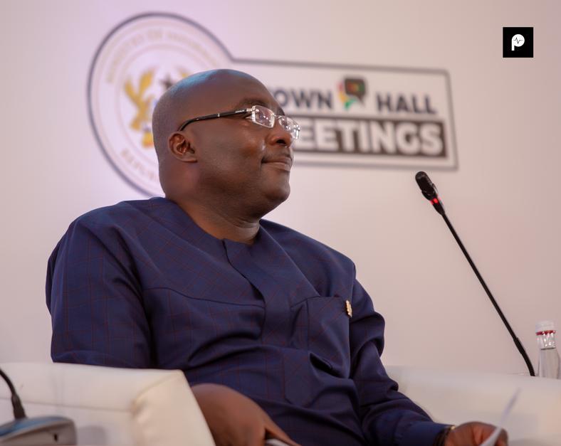 H.E Vice President Dr Mahamadu Bawumia economy