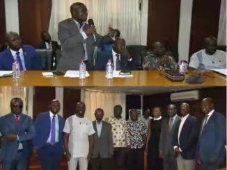 EC engages diaspora on ROPAA