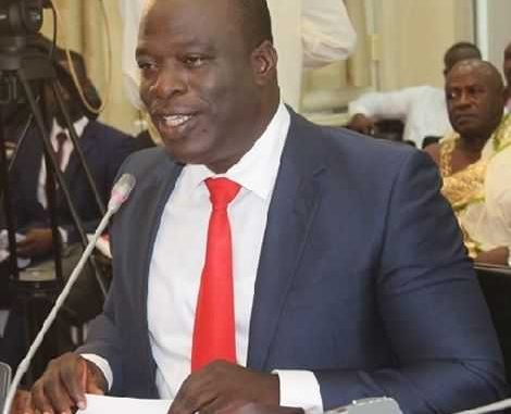 Mr Ignatius Baffour-Awuah, the Minister of Employment and Labour Relations