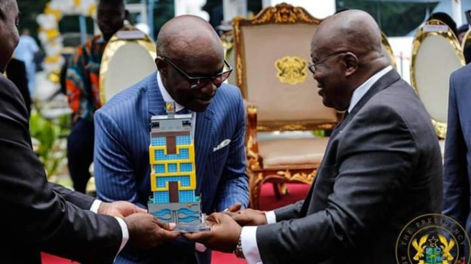 """""""BANKING SECTOR REFORM YIELDING POSITIVE RESULTS"""" – PRESIDENT AKUFO-ADDO"""