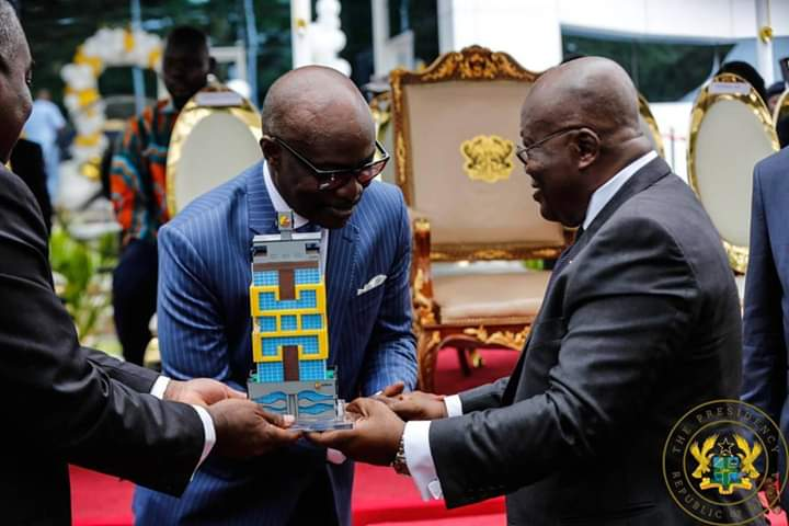 """BANKING SECTOR REFORM YIELDING POSITIVE RESULTS"" – PRESIDENT AKUFO-ADDO"