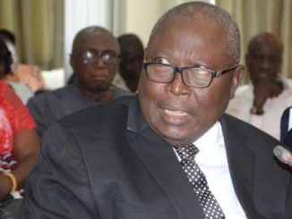 Special Prosecutor, Martin Amidu