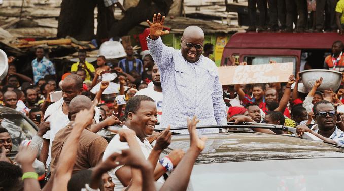 President Akuffo-Addo tour