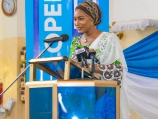 Second Lady, Hajia Samira Bawumia