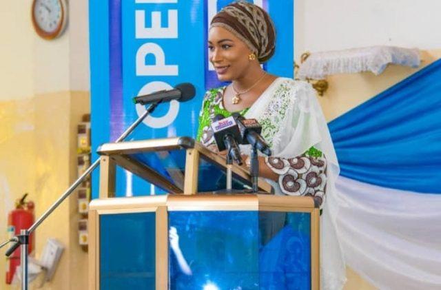 Second Lady, Hajia Samira Bawumia