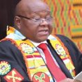 Speaker of Parliament, Prof. Aron Mike Oquaye, Commonwealth Parliamentary Association