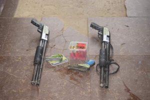 Chinese galamsey weapon