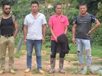 Chinese galamsey suspects