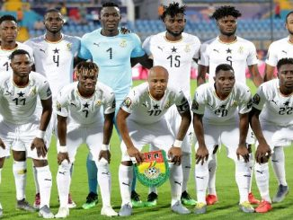 black stars afcon 19
