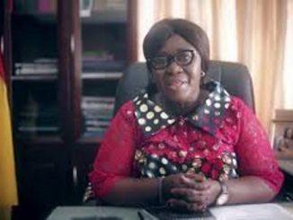 Chief of Staff Frema Opare