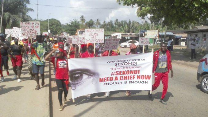 concerned citizens of sekondi