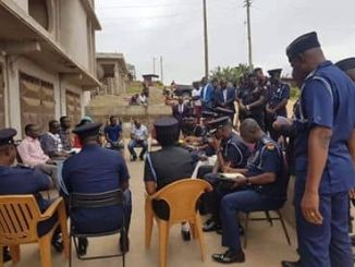 igp visit families of kidnap victims