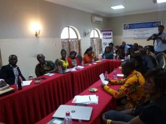 Sekondi-Takoradi Health Journalists At The Two Days HIV Prevalence Workshop