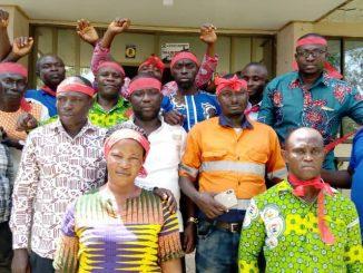 Bekwai assembly members