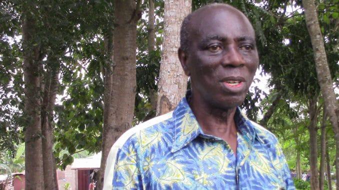Dr Sam Essiamah