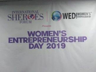 Women Entrepreneurship Day 2019